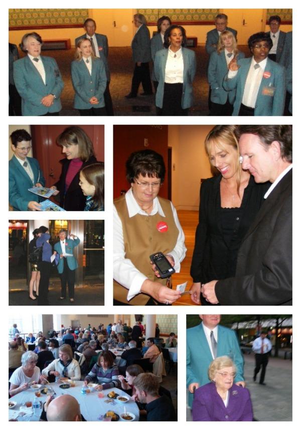 Blumenthal Performing Arts volunteer appreciation