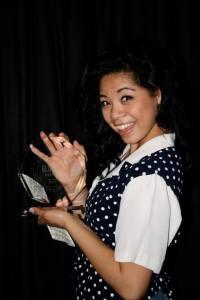 Eva Noblezada, Best Actress winner