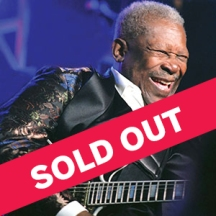 B.B. King sells out Knight Theater