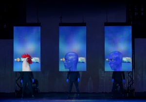 Blue Man Group coming to Belk Theater April 15-20
