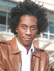 Brandon Curry, Subway Ghost in Ghost The Musical