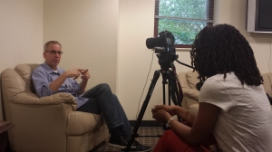 Frank Warren sits down with GoCarolinas.com to discuss the show (Watch the story here: http://bcove.me/pvrg3exn)