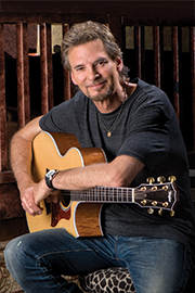 Kenny Loggins playing in Belk Theater April 27. Photo by Stephen Morales