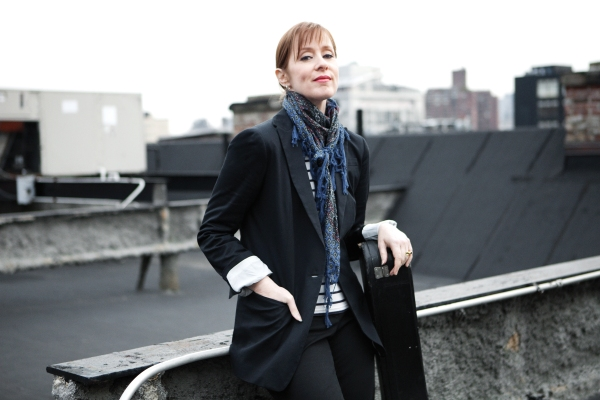 Suzanne Vega comes to Booth Playhouse May 11.