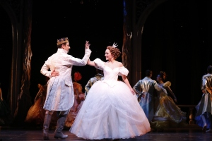 Don't miss Ella dancing with the prince of her dreams Nov. 4-9