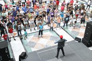 National Dance Day 2013. Photo by Daniel Coston.