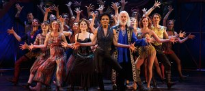Pippin will be coming to Belk Theater May 19-24, 2015!