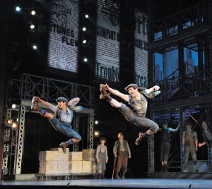 Seize the day and order your season tickets now to see Disney's Newsies on January 6!