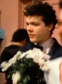Steve Forbert in Lauper video