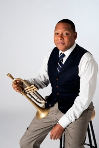 Wynton Marsalis is the head of  the Jazz at Lincoln Center Orchestra, coming to Charlotte Oct. 4