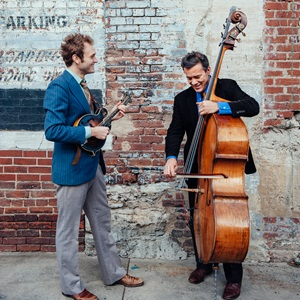 Chris Thile & Edgar Meyer come to Knight Theater Oct. 5.