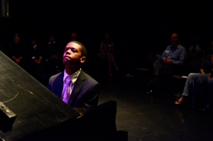 Sean Mason, Loonis McGlohon Young Jazz Artists Competition