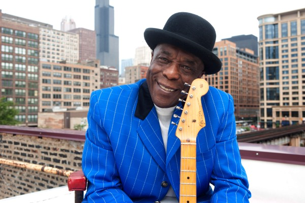 Buddy Guy comes to Knight Theater Sunday!