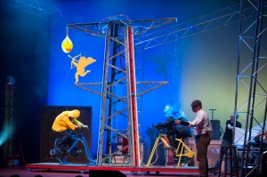 Mythbusters: Behind the Myths Tour comes to Belk Theater tonight only!