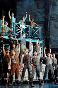 Newsies coming to Belk Theater Jan.6-11.
