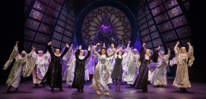 Sister Act coming to Belk Theater Monday, Dec.1.