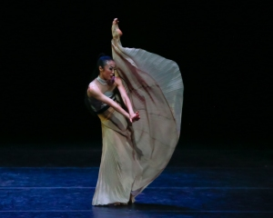 Martha Graham Dance Company at  Vail International Dance Festival  Gerald R. Ford Amphitheater on August 7, 2014. Photo by Erin Baiano.