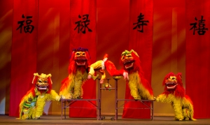 Peking Acrobats come to Belk Theater March 10.