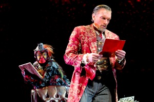 The Screwtape Letters comes to Belk Theater April 26.