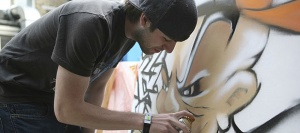 Graffiti Jam is a free a event coming to Spirit Square April 25.