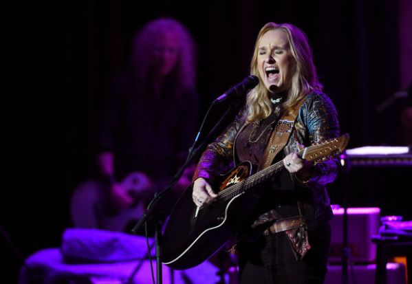 Singer Melissa Etheridge will perform at Chevy Court at the NYS Fair on Aug. 28, 2015. Above, Etheridge performs at the 17th Annual GRAMMY Foundation Legacy Concert at the Wilshire Ebell Theatre on Thursday, Feb. 5, 2015, in Los Angeles. (Chris Pizzello/Invision/AP)