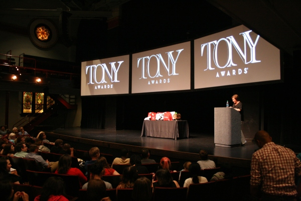 2014 Tony Awards Viewing Party McGlohon Theater Charlotte NC Blumenthal Performing Arts