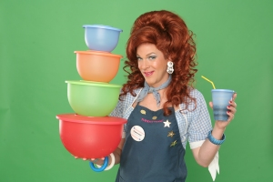 Your Invited to  Dixie's Tupperware Party June 30- July