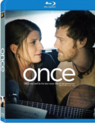 ONCE Blu-ray DVD