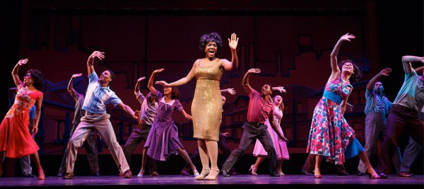 Motown The Musical  comes to Charlotte Aug 25 - Sep 6 , 2015!
