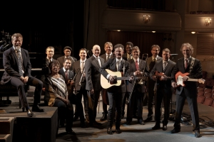 Don't miss Lyle Lovett in Charlotte this week!