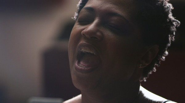 Lisa Fischer in 20 Feet From Stardom.
