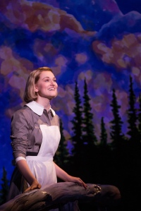 The Sound of Music plays at Belk Theater Nov 24-29, 2015.