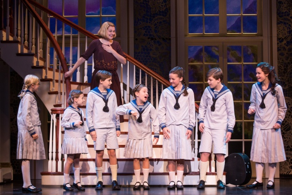 The Sound of Music comes to Belk Theater next month!