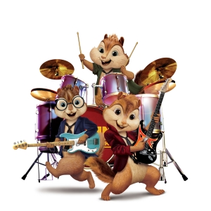 Don't miss Alvin and the Chipmunks on Nov. 9!