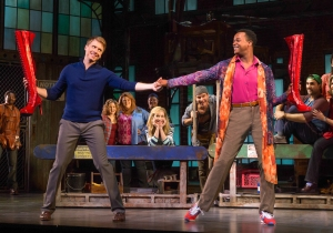 Don't miss Kinky Boots coming to Belk Theater this December!
