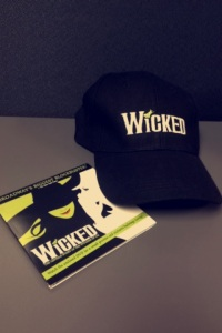 FREE Wicked baseball cap and DVD!