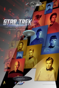 Star Trek: The Ultimate Voyage Comes to the Belk Theater Feb. 1.