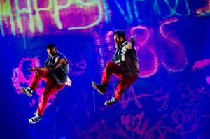 The Hip Hop Nutcracker makes a final US stop in Charlotte to ring in the New Year.