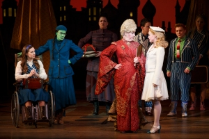 The National Touring Company of Wicked. Photo by: Joan Marcus.