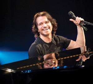 Don't miss Yanni this Sunday at Belk Theater!
