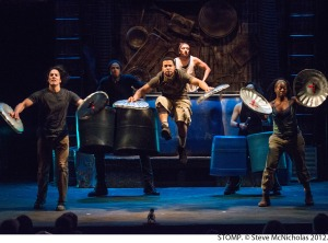 STOMP comes to Knight Theater April 5-10! Photo by Steve McNicholas.