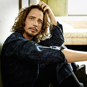 Chris Cornell comes to Charlotte next month!